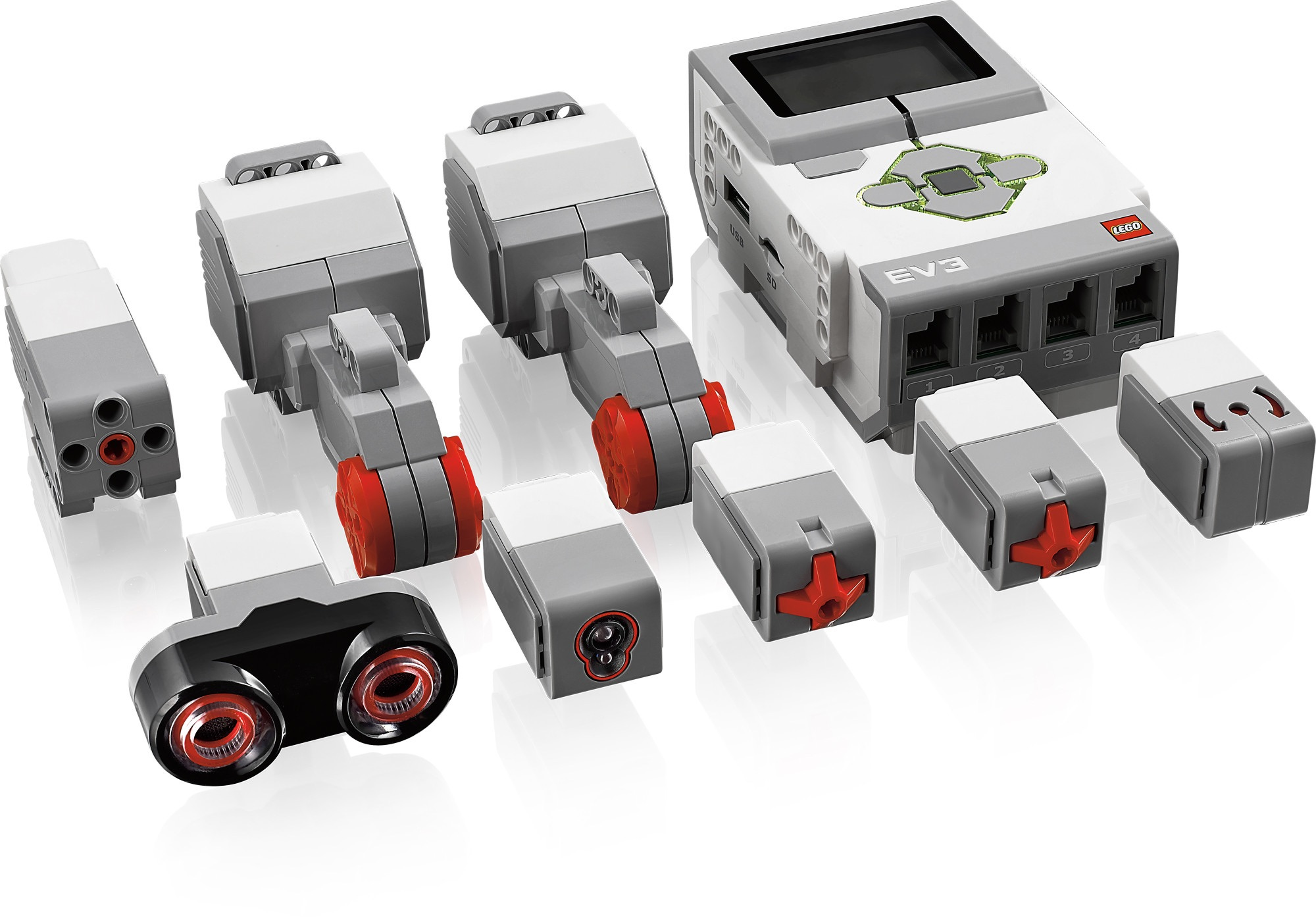 LEGO Mindstorms EV3 base